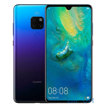 Huawei Mate 20 DS 4/128GB Twilight Global Version