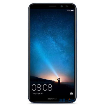 Huawei Mate 10 Lite 64GB Blue 51091YGH Global Version