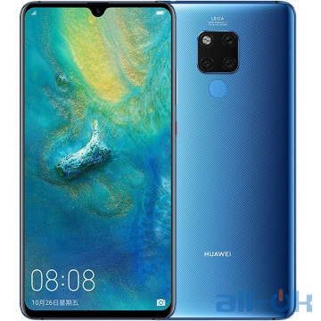 Huawei Mate 20X 8/256GB Midnight Blue