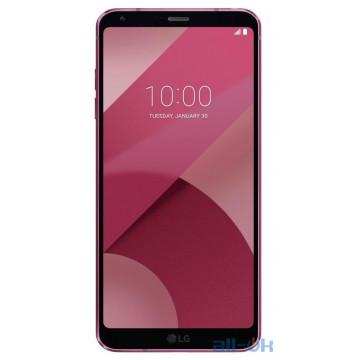 LG G6 64GB Raspberry Rose (LGH870DS.ACISRAS)