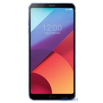 LG G6 Plus 128GB Blue H870DSU
