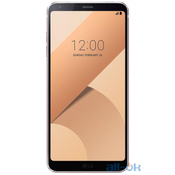 LG G6 Plus 128GB Gold LGH870DSU