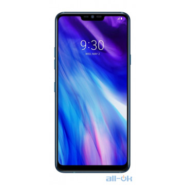 LG G7 ThinQ 4/64GB Moroccan Blue (LMG710EMW.ACISBL)