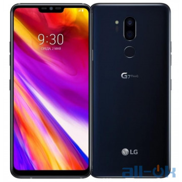 LG G7 Plus ThinQ 6/128GB Aurora Black