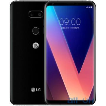 LG V30 Plus B&O Edition 128GB Black (H930DS.ACISBK)
