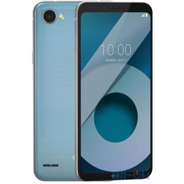 LG Q6 plus (M700AN.A4ISPL) Platinum