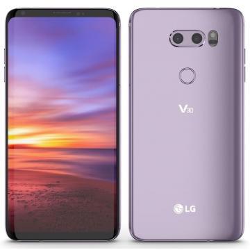 LG V30+ 128GB Violet (H930DS.ACISVI)