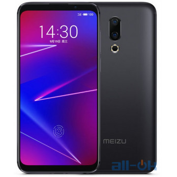 Meizu 16X 6/128GB Black Global Version