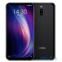 Meizu X8 4/64GB Black Global Version
