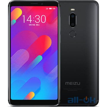 Meizu M8 4/64GB Black Global Version