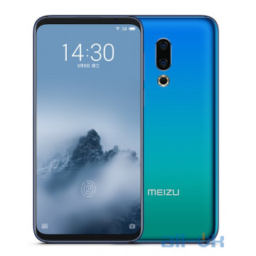 Meizu 16th 8/128GB Aurora Blue Global Version