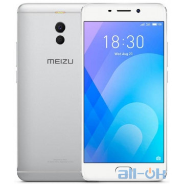 Meizu M6 Note 3/32GB Silver Global Version
