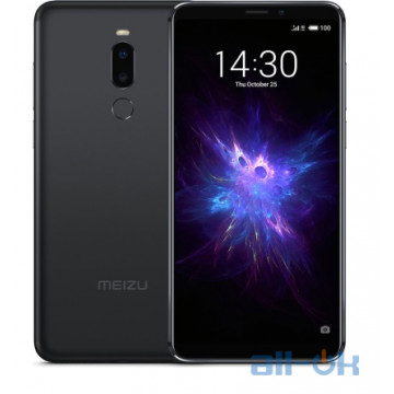Meizu Note 8 4/64GB Black Global Version