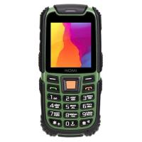 Nomi i242 X-Treme Black Green UA UCRF