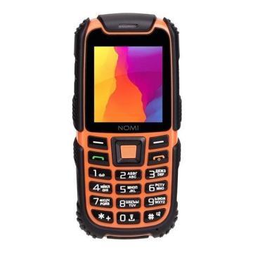 Nomi i242 X-Treme Black Orange UA UCRF