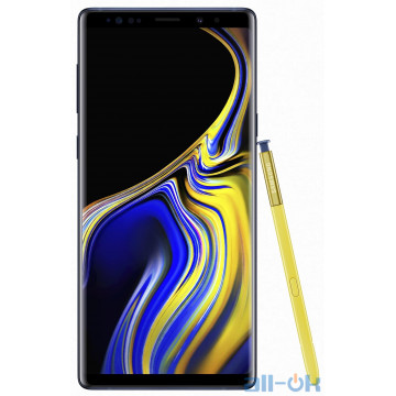 Samsung Galaxy Note 9 N9600 6/128GB Ocean Blue