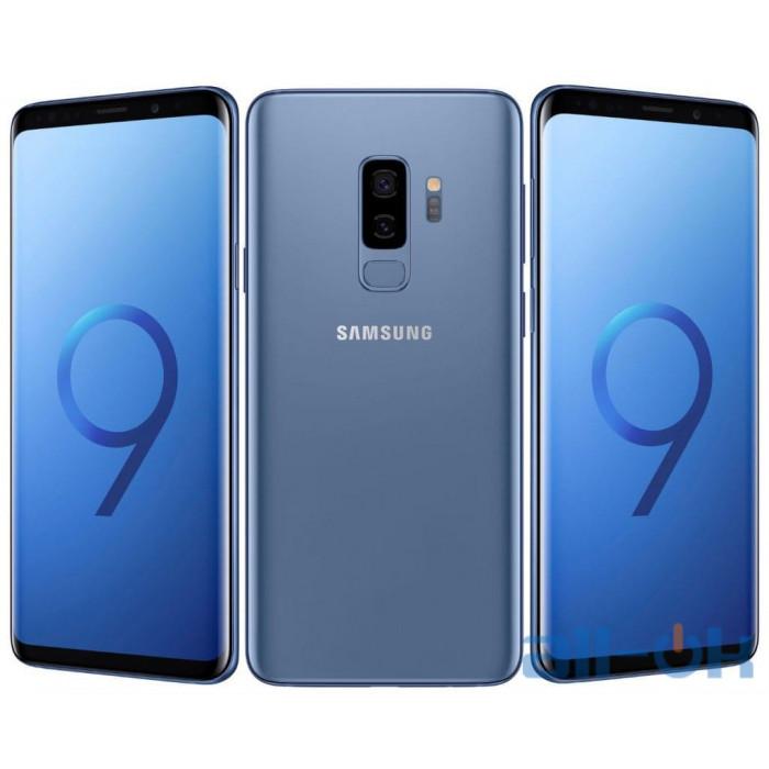 Samsung Galaxy S9 plus SM-G965 DS 256GB Blue (SM-G965UZBF)