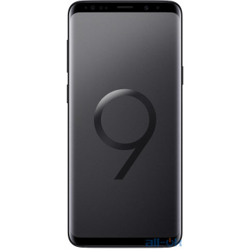 Samsung Galaxy S9 plus G9650 6/128GB Black (SnapDragon)