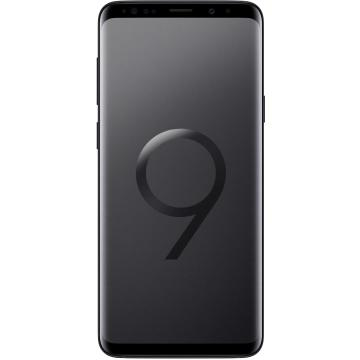 Samsung Galaxy S9 SM-G960 64GB Single SIM Black SM-G960FZKD