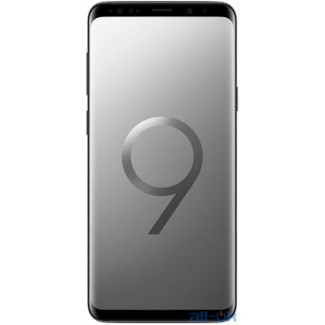 Samsung Galaxy S9 plus SM-G965 64GB Grey SM-G965FZAD