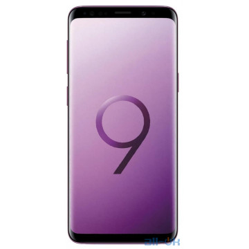 Samsung Galaxy S9 plus SM-G9650 DS 6/256GB Lilac Purple (SnapDragon)
