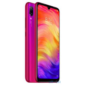Xiaomi Redmi Note 7 4/128GB Red