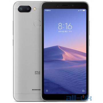 Xiaomi Redmi 6 4/64GB Grey