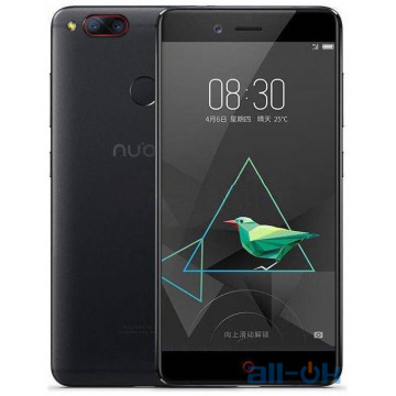 ZTE Nubia Z17 Mini 6/64GB Elegant Black