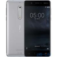 Nokia 5 Dual SIM Silver 11ND1S01A18