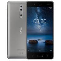 Nokia 8 Dual SIM Silver
