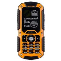 Sigma mobile X-treme IT67 Black Orange UA UCRF