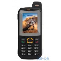 Sigma mobile X-treme 3SIM Black Orange UA UCRF