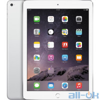 Apple iPad Air 2 Wi-Fi + LTE 64GB Silver