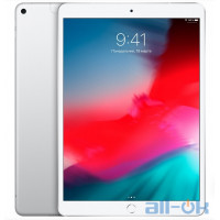 Apple iPad Air 2019 Wi-Fi + Cellular 64GB Silver (MV162, MV0E2)