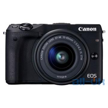 Беззеркальный фотоаппарат Canon EOS M3 kit (15-45mm) IS STM