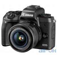 Беззеркальный фотоаппарат Canon EOS M5 kit (15-45mm) IS STM