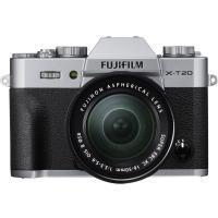 Беззеркальный фотоаппарат Fujifilm X-T20 kit (16-50mm) silver