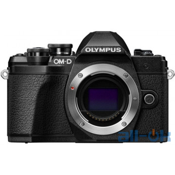 Беззеркальный фотоаппарат Olympus OM-D E-M10 Mark III black