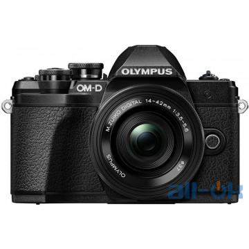 Беззеркальный фотоаппарат Olympus OM-D E-M10 Mark III kit (14-42mm) black