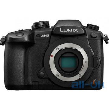 Беззеркальный фотоаппарат Panasonic Lumix DC-GH5 Body