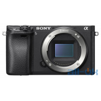 Бездзеркальний фотоапарат Sony Alpha A6300 body