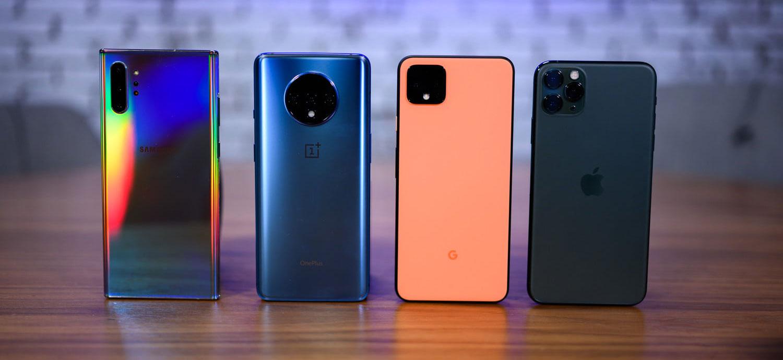 Как выбрать смартфон в 2020 году?