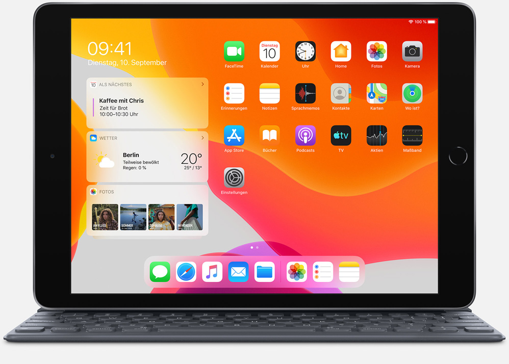 Review Apple iPad 10.5 W-Fi + Cellular 6