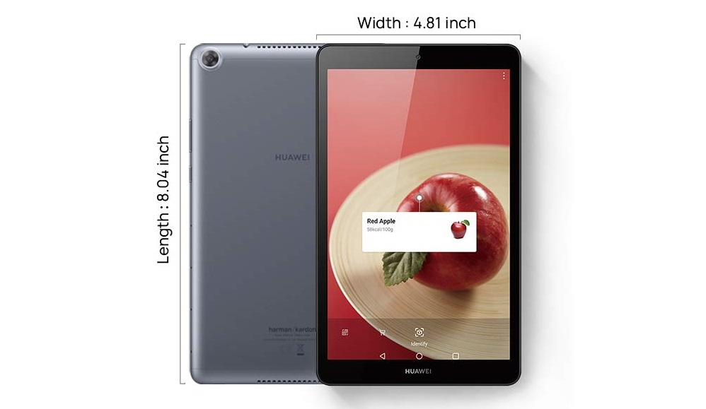 Huawei MediaPad M5 Lite 8 Review 4