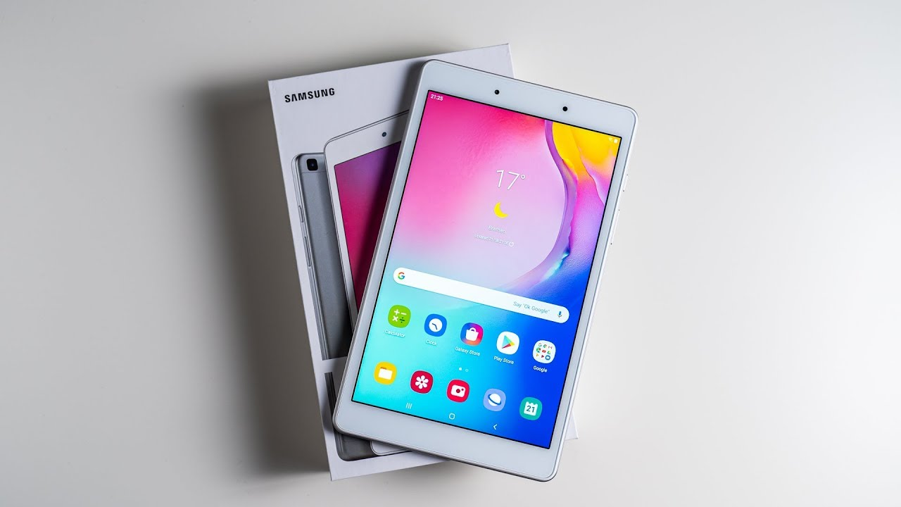 Galaxy Tab A 8.0 (2019) Review 6