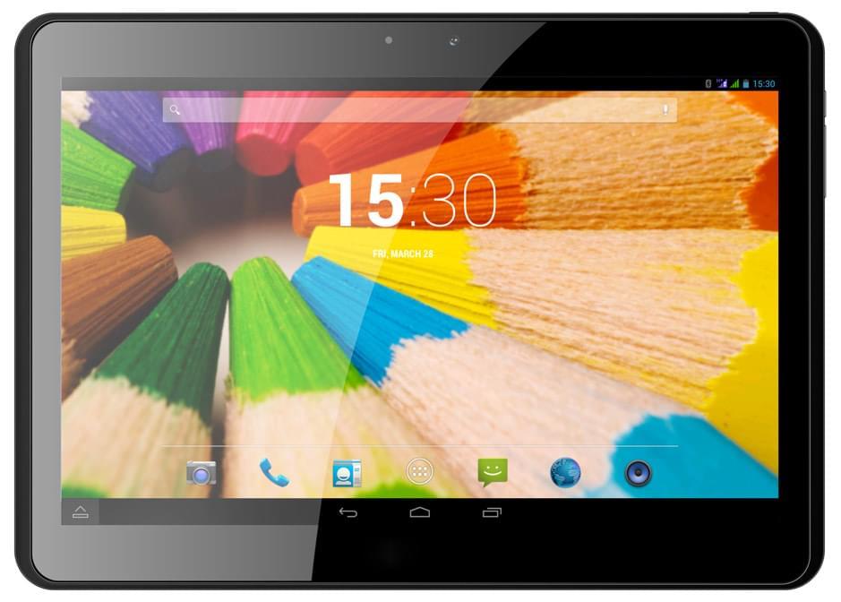 iconBIT NetTAB THOR 3G QUAD представила планшет от iconBIT